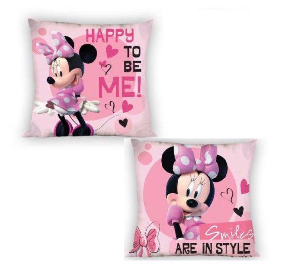 Dekoratyvinės pagalvės užvalkalas Minnie 40x40