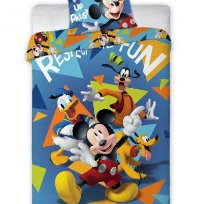 Patalynės komplektas Disney Mikimausas 140x200cm