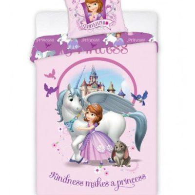 """Viengulės patalynės komplektas """"Princess Sofija"""""""