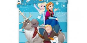 Patalynės komplektas, Frozen, Disney.